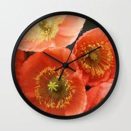 May Sunshine Wall Clock
