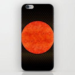"""""""Black Moon Sabana"""" iPhone Skin"""