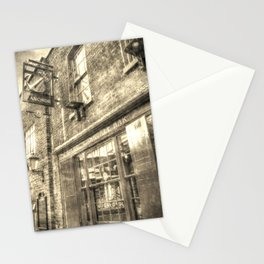 The Anchor Pub London Vintage Stationery Cards