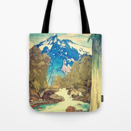 The Walk to Hokodoyama Tote Bag
