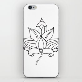 Another Persian Flower iPhone Skin
