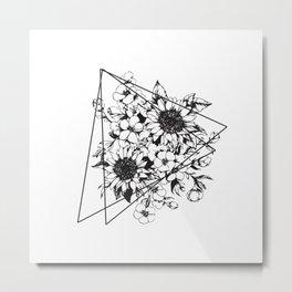 Armonía Metal Print