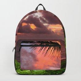 Hawaiian Sunrise Backpack