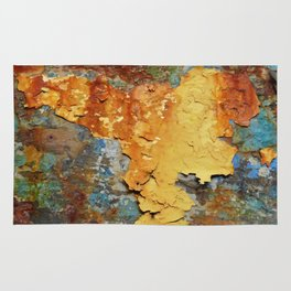 Colors of Rust 894 / ROSTart Rug