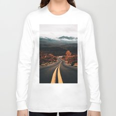 Road to Valley of Fire Long Sleeve T-shirt