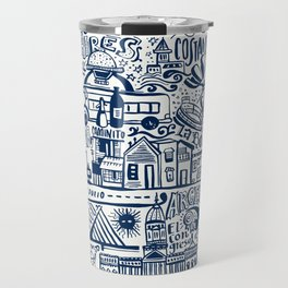 Buenos Aires Argentina Travel Mug
