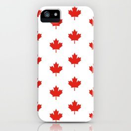 Happy Canada Day - 1st July iPhone Case