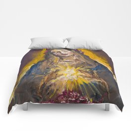 The Mystic Rose Comforters
