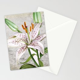 Macro Flower #3 Stationery Cards