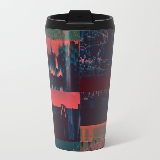 cystyl styge Metal Travel Mug