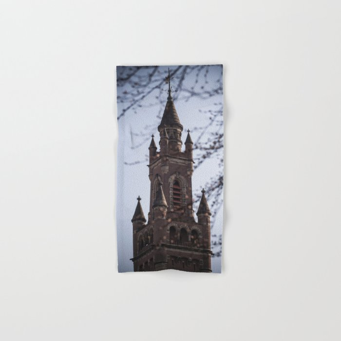 Fairy Tale Tower Hand & Bath Towel