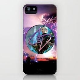 Ral Zarek the Lightning Bender iPhone Case