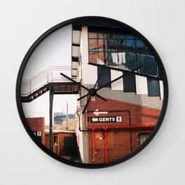 Gents Wall Clock