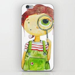 Ely iPhone Skin