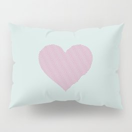 Breaking the Waves Pillow Sham