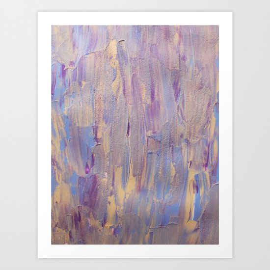 Abstract Painting 31 Art Print