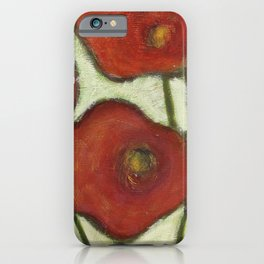 Colourful beauties iPhone Case