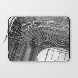 Creque's Alley Laptop Sleeve