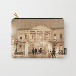 Inside the MET in NYC Carry-All Pouch
