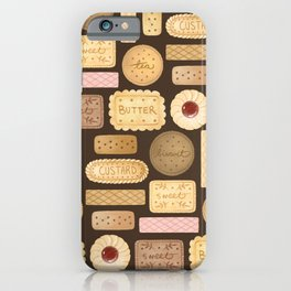 Butter Cookies iPhone Case