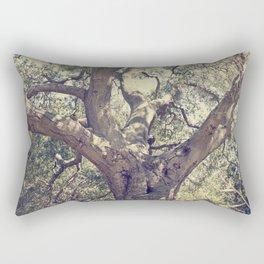 Mother Tree Rectangular Pillow