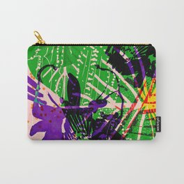 Tropical Mist Carry-All Pouch