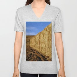 Haystacks Unisex V-Neck