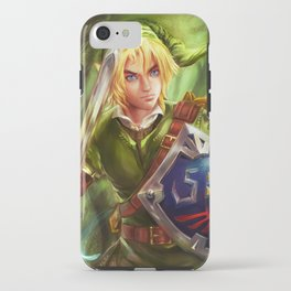 Link - Legend of Zelda iPhone Case