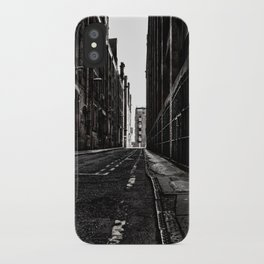 China Lane MANchester iPhone Case