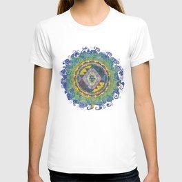 Dynama Sri Yantra T-shirt