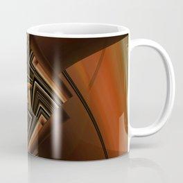 Abstract retro Coffee Mug