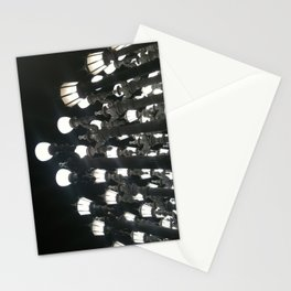 LACMA Lights At Night Stationery Cards