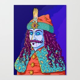 Vlad Tepes Canvas Print