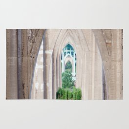 Cathedral Park Portland Rug