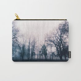 Foggy Trees. Carry-All Pouch