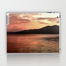 Sunset at Sea Laptop & iPad Skin