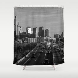 Philly Highway Shower Curtain