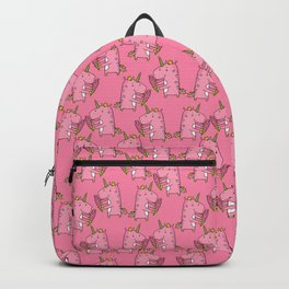 Unicorns and ice cream Backpack