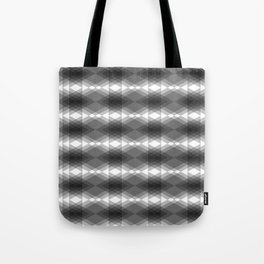 Triangles Merging Tote Bag
