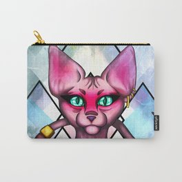 Spynx from the space Carry-All Pouch