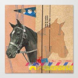 """Strides"" Canvas Print"