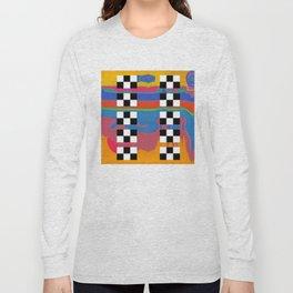 drag scan Long Sleeve T-shirt