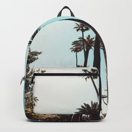 Beverly Hills California Palms Los Angeles Backpack