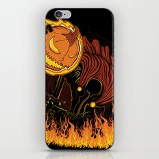 Who's Headless Now? iPhone & iPod Skin
