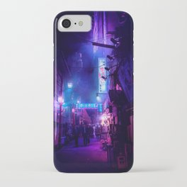 Tokyo Nights / Midnight City / Liam Wong iPhone Case