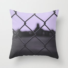 Other Sides Throw Pillow