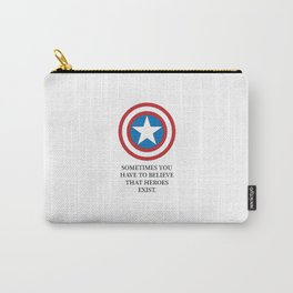 Captain A Carry-All Pouch