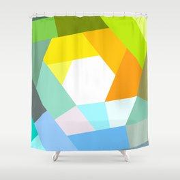 KOLOR crazy Shower Curtain