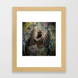 DIVINE PRESENCE Framed Art Print