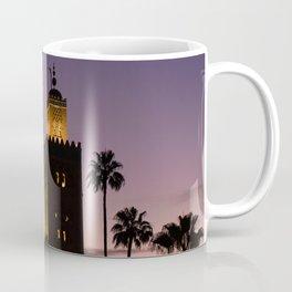 Koutoubia Moon - Marrakech Coffee Mug